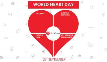 Celebrating World Heart Day 2017