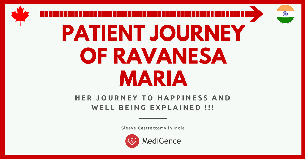 How Sleeve Gastrectomy in India helped Susan from Canada gain happiness and comfort in her life she was striving for.