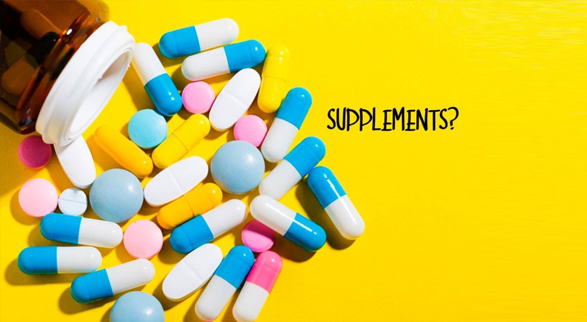 Avoid Taking Supplements