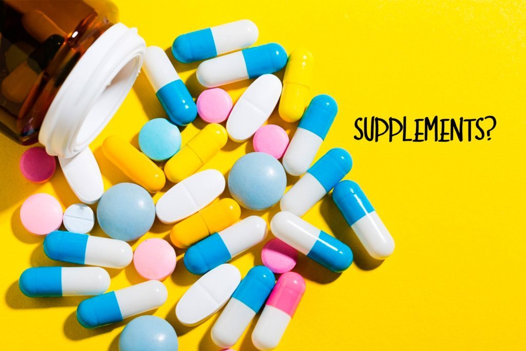 supplements -recovery after spinal fusion surgery