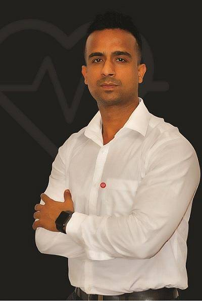 Amit Bansal, CEO and Founder, MediGence