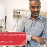 Successful Brain Tumor Surgery in India