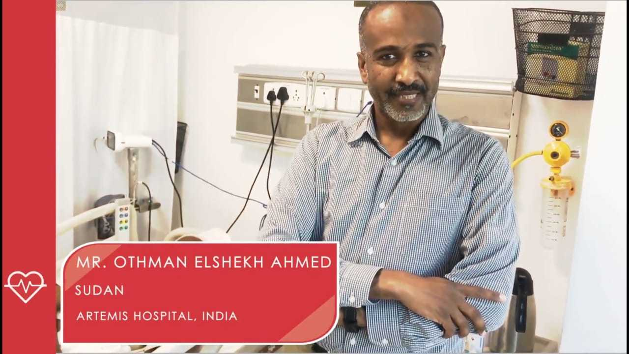 Successful Brain Tumor Treatment in India: A Patient Case Study (Othman Elshekh Ahmed)