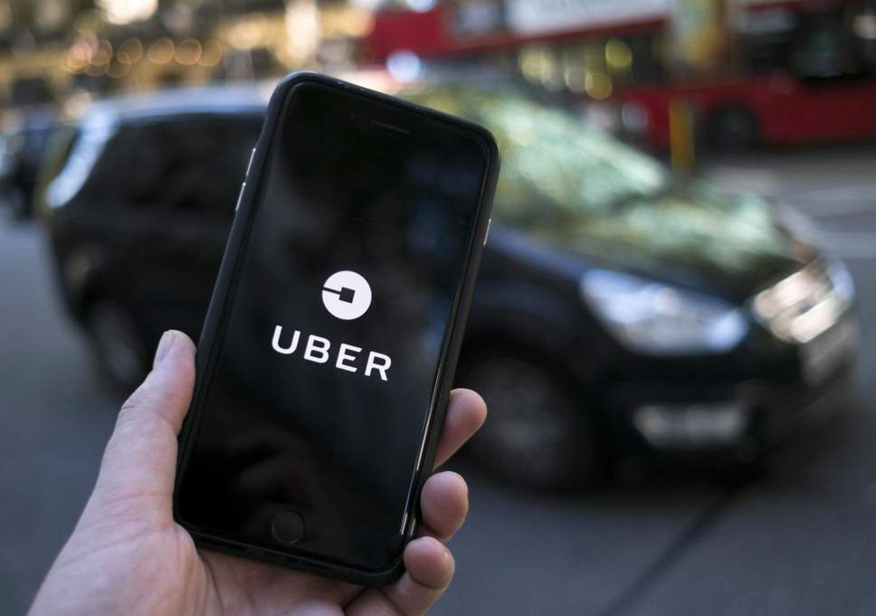 GET AROUND WITH EASE : On-Ground Transportation made easy with UBER