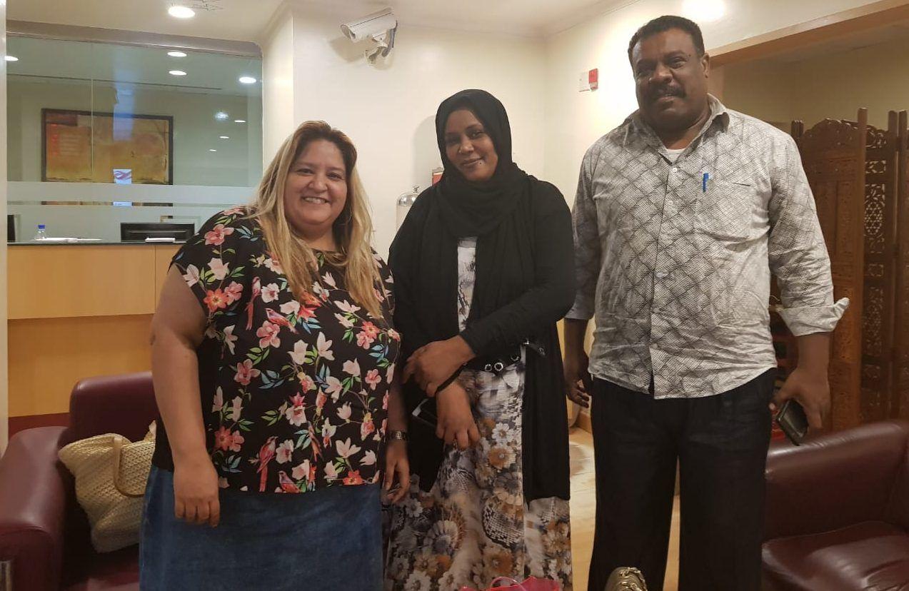 Successful Meningioma Treatment in India: A Case Study (Lobna From Sudan)