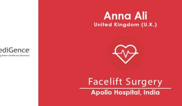 Successful Facelift Surgery in India: A Case Study (Anna from the UK)