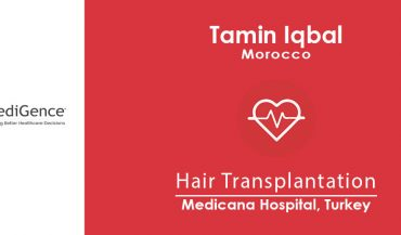 Successful Hair Transplantation in Turkey: A Case Study (Tamin Iqbal from Morocco)