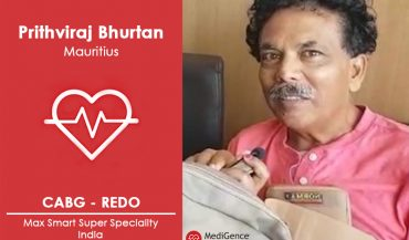 Redo CABG Surgery in India: A Case Study (Mr. Prithviraj Bhurtun from Mauritius)