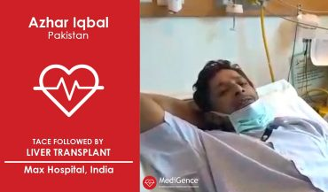 Successful Liver Transplantation in India: A Case Study (Azhar Iqbal from Pakistan)