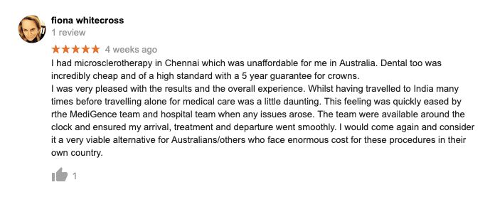 Varicose Veints Treatment in India