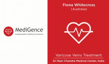 Patient Story: Patient From Australia underwent Varicose Veins treatment in India