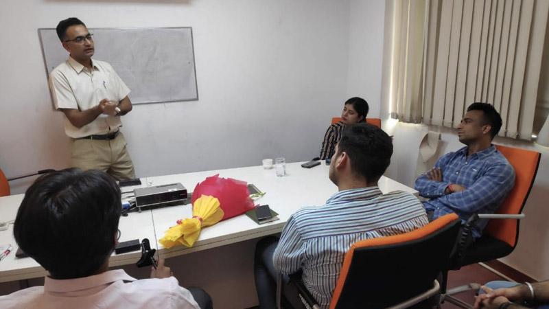 Dr. Puneet Mishra at MediGence