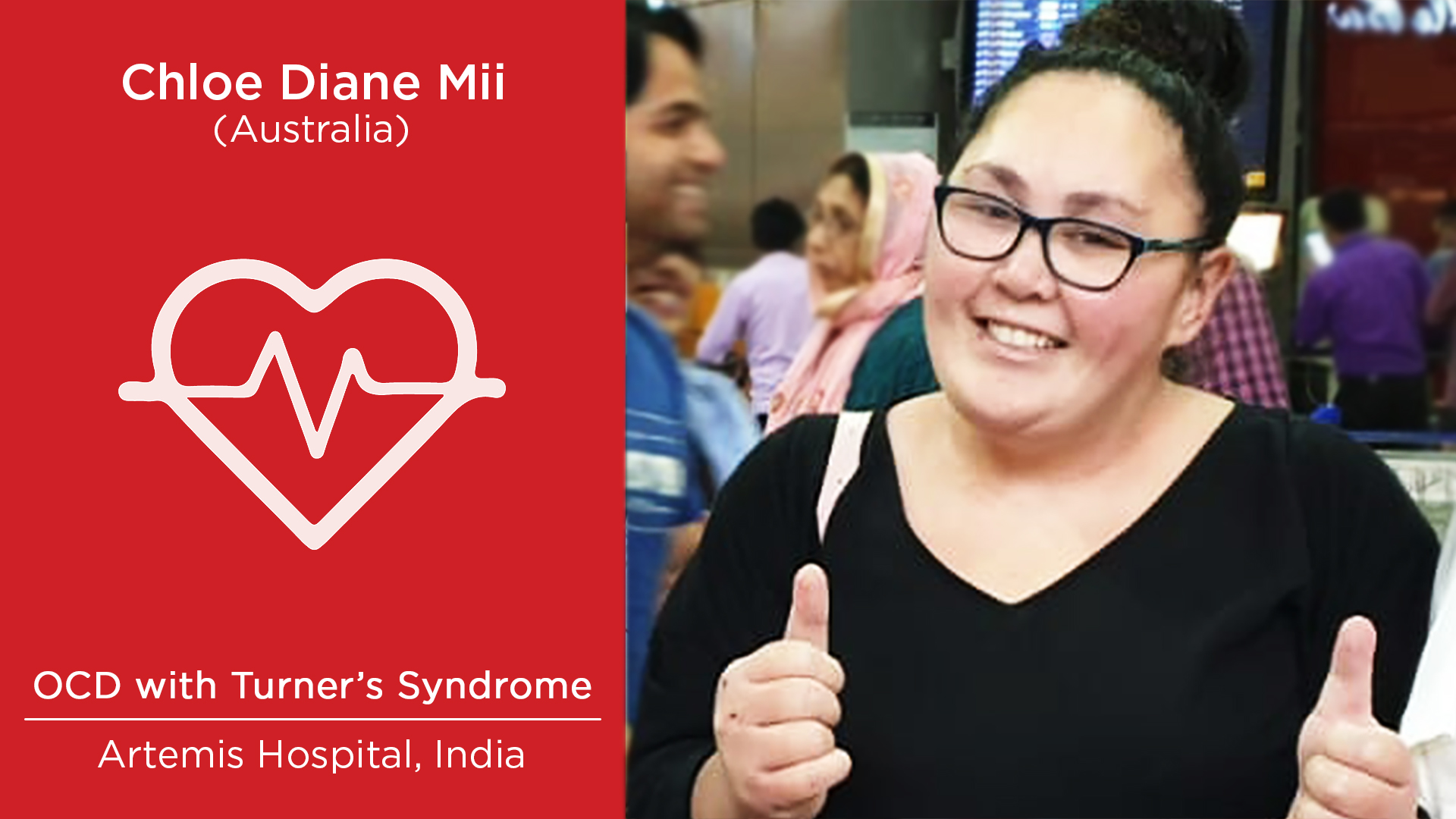 Patient Story: Chloe Diane from Australia underwent DBS Surgery in India