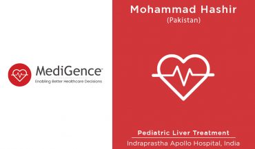 Patient Story: Patient from Pakistan underwent Pediatric Liver Treatment in India