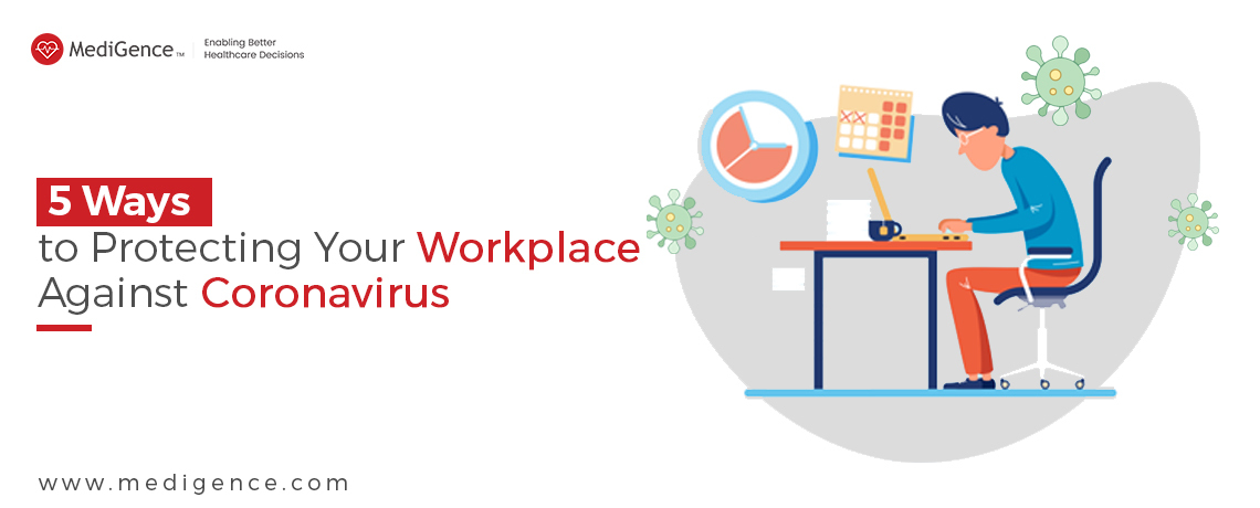 Protect Workplace from Corona virus