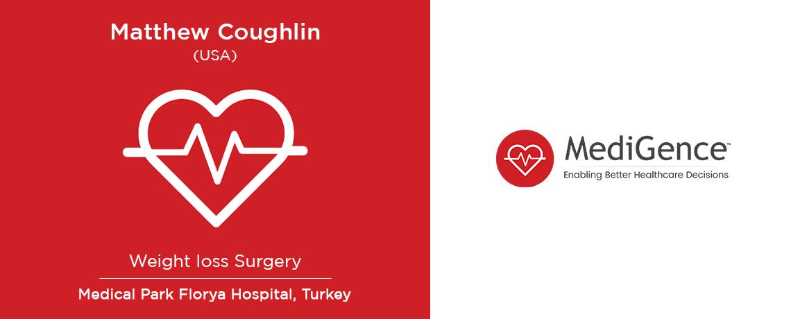 Matthew Coughlin - USA to Turkey
