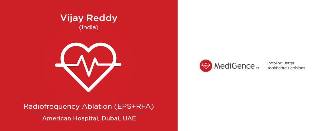Vijay Reddy - India to Dubai - EPS & RFA