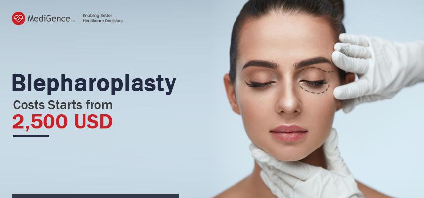 Blepharoplasty in South Korea