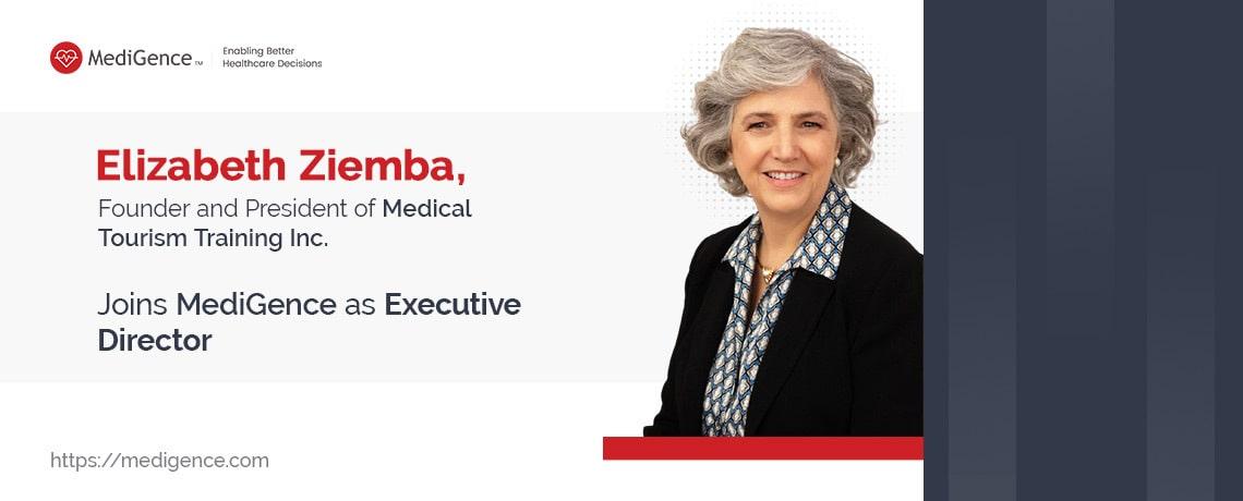 Элизабет Зиемба вошла в совет директоров MediGence