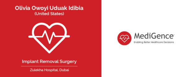 Patient Testimonial – Olivia Underwent Implant Removal Surgery in Zulekha Hospital, Dubai