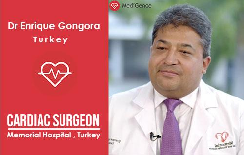 Dr Enrique Gongora