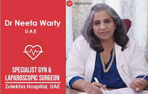 Dr Neeta Warty