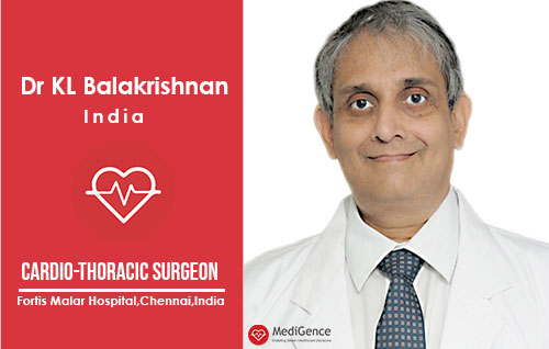 Dr KL Balakrishnan