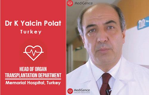 Dr K Yalcin Polat
