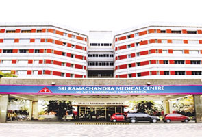 Sri Ramachandra Medical Center | Cost,Reviews, and Procedures | Medigence
