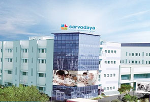 Sarvodaya Hospital | Cost,Reviews, and Procedures | Medigence