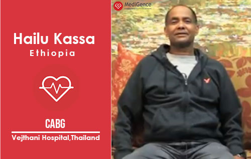 Mr Hailu Kassa
